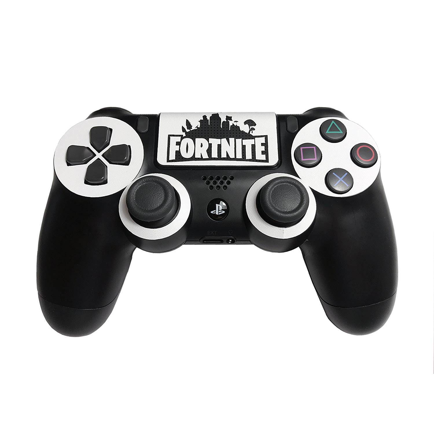 7 Layer Skinz Custom Skin Wrap for Playstation 4-PS4 Controller (Fortnite)