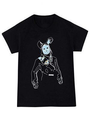 Camisa Negra Fortnite