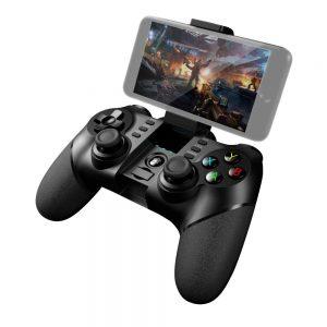 Docooler iPega PG-9076 BT Gamepad Inalámbrico Android Gamepad Telescópico Joystick para Win XP Win7 8 TV Box Tablet PC Samsung Galaxy Note HTC LG Android