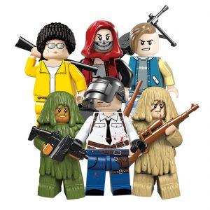 Figuras de Juguete Playsets Personas Figuras de Acción Juegos de Construcción Muñecos Juguete para Niños Fortnite