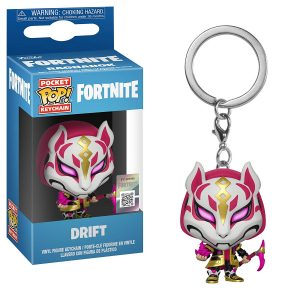 Figurine Fortnite - Drift Pocket Pop 4cm