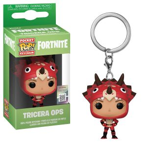 Figurine Fortnite - Tricera Ops Pocket Pop 4cm