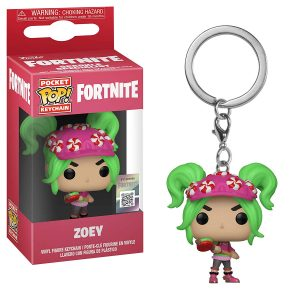 Figurine Fortnite - Zoey Pocket Pop 4cm