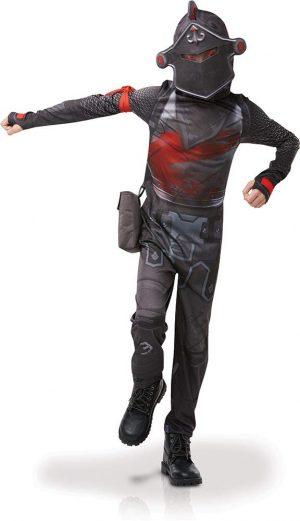 Fortnite - Disfraz Black Knight para niño, 9-10 años