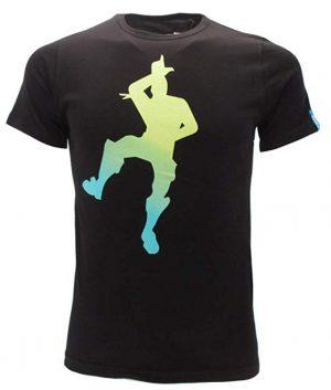 "Global Brands Group Epic Games Fortnite - Camiseta Oficial del Baile ""lárgate, pringao"""