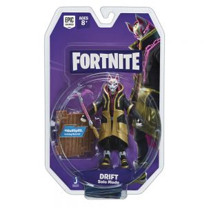 Jazwares- Fortnite Figura Solo Mode Deriva (Drift)