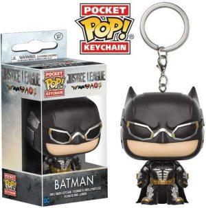 Llavero de Vinilo Batman, colección Justice League