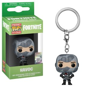 Pocket Pop Fortnite Llavero de Vinilo con Anilla Havoc