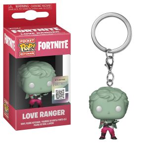 Pocket Pop Keychain Fortnite Love Ranger