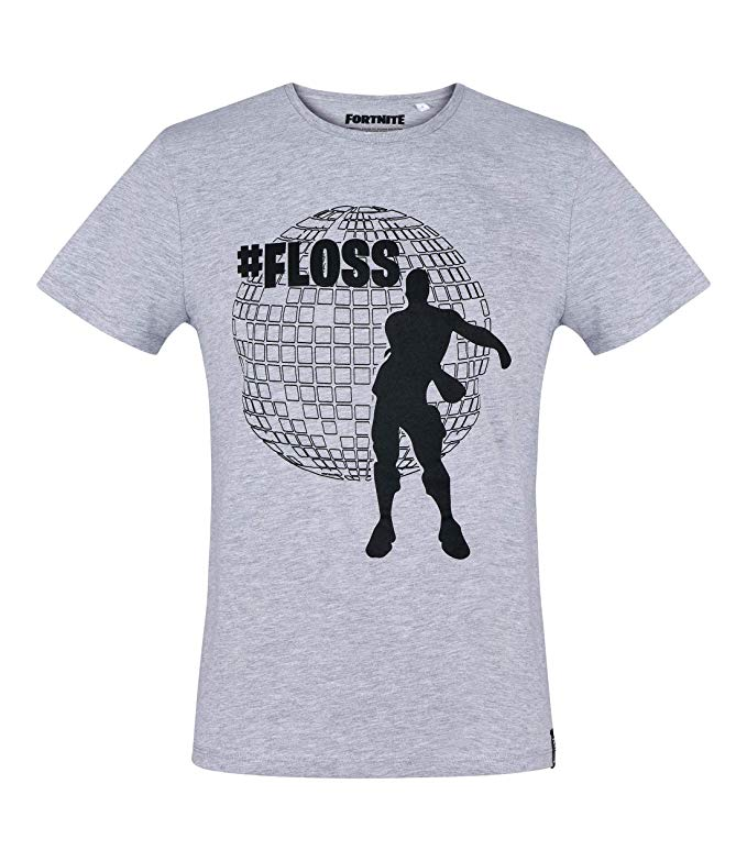 camisa floss baile fortnite