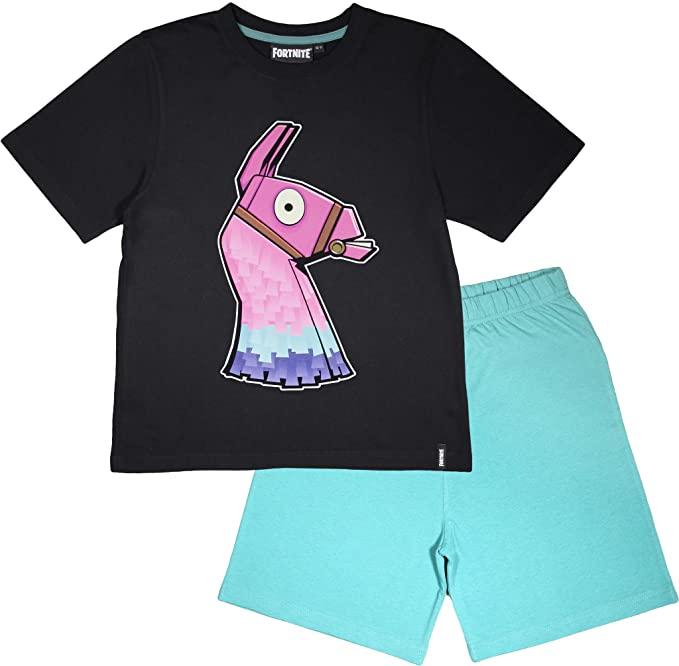 Pijama Fortnite Brilla en la oscuridad