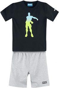 Pijama corto Fortnite verano soyfortnite