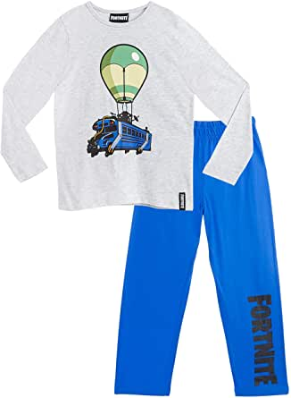 pijama battle bus fortnite