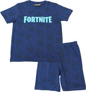 pijama corto sencillo fortnite